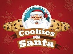 Cookies With Santa Altruria Elementary School